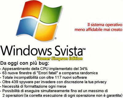 Windows Svista