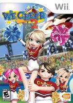 We Cheer 2 coverart