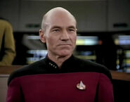 Picard hologram