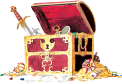 Treasure Chest (A Link to the Past)