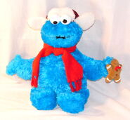 Gund cookie monster winter 2005