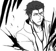 Aizen finally hurt