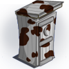 Cowprint Potty-icon