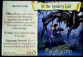 In the Spider&#039;s Lair (Harry Potter Trading Card).jpg