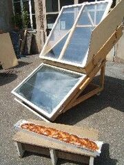 SolarBakingStove