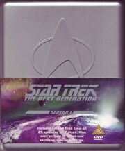 TNG Season 1 DVD-Region 2