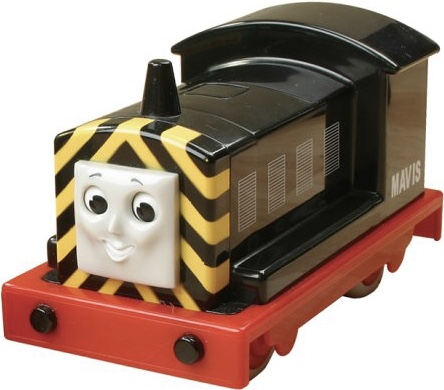 MyfirstThomasMavis