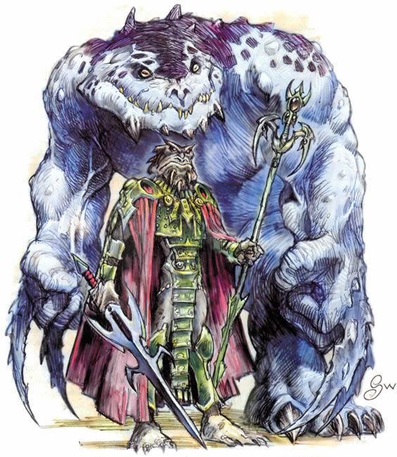 Slaad - The Forgotten Realms Wiki - Books, races, classes ...