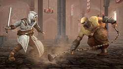 World Of Assassins Altair Ibn La Ahad