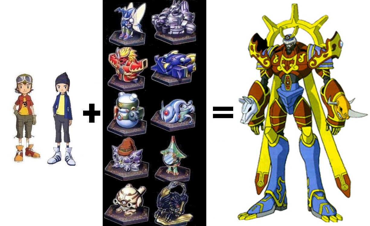 Digivolution - Digimon Wiki: Go on an adventure to tame the frontier ...