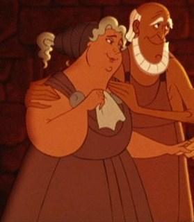 Alcmene - Disney's Hercules Wiki