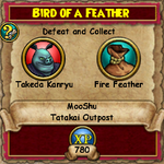 Bird of a Feather 2