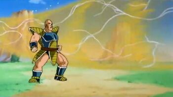 Destructive wind nappa