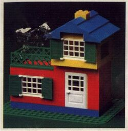 14-Small House Set
