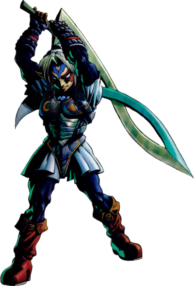 Fierce Deity Link