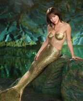 Charmed mermaid