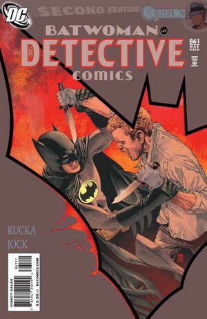 Cover for Detective Comics #861