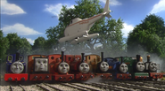 SkarloeyRailwayengines