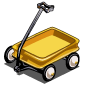 Lil Yellow Wagon-icon