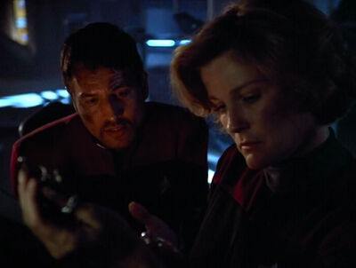 Janeway&#39;s birthday