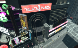 Star Plaza Hotel GTA IV