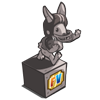 The Bunnyman (Silver)-icon