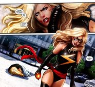 Ms. Marvel Vol 2 46 page - Carol Danvers & Karla Sofen (Earth-616)