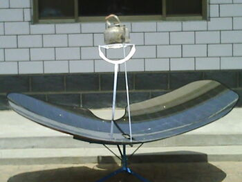 Tianjin solar cooker