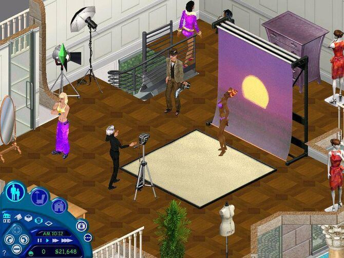 Sims1 ms screen1