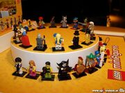 Minifigs series 2