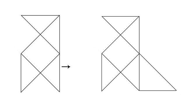 оригами схема heavy rain