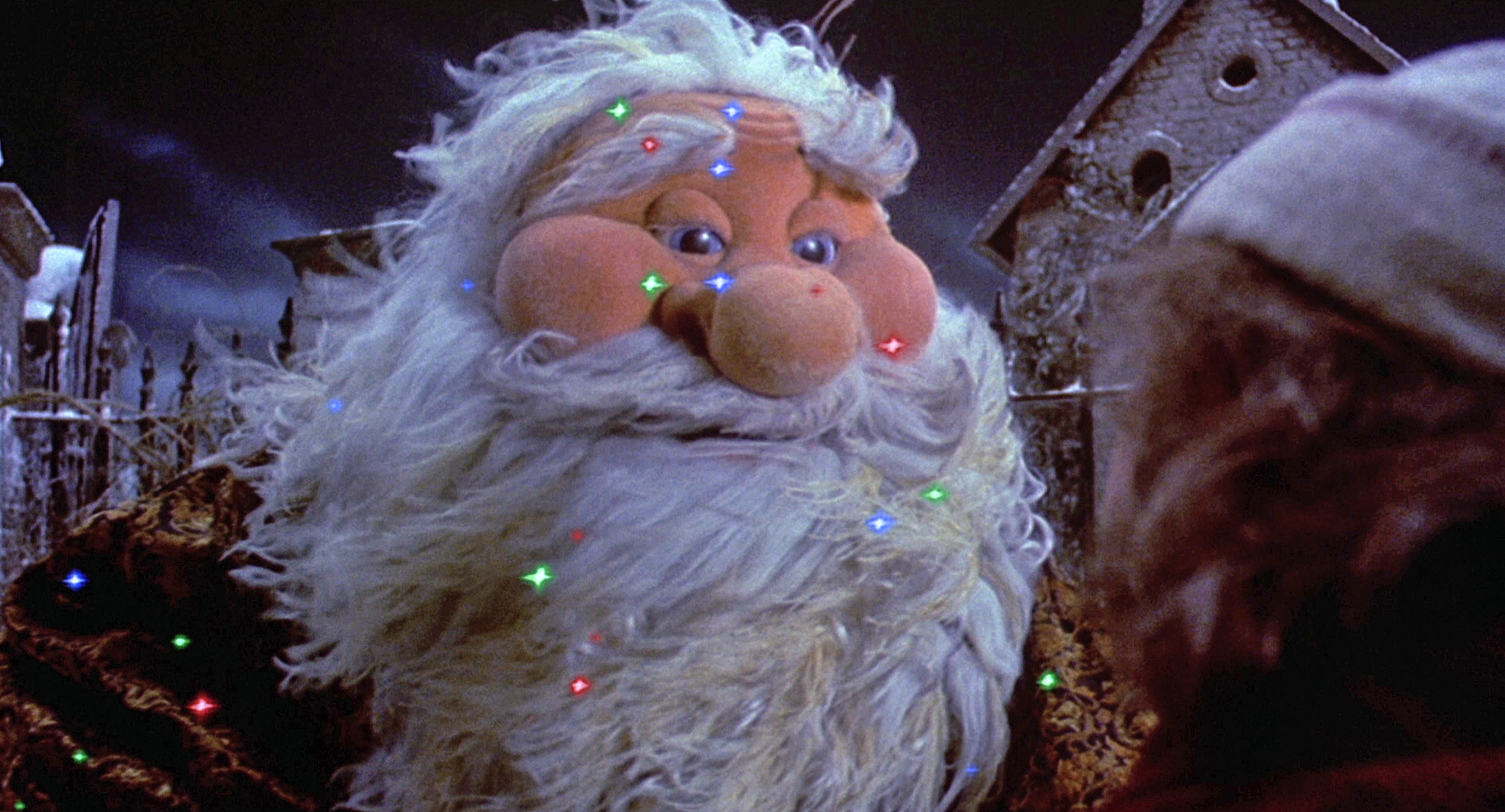 The Ghost Of Christmas Present.Christmas Weekly Muppet Wednesdays Ghost Of Christmas