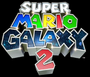 Super Mario Galaxy 2 Logo 2