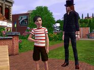 Mortimer and Gunther Goth TS3