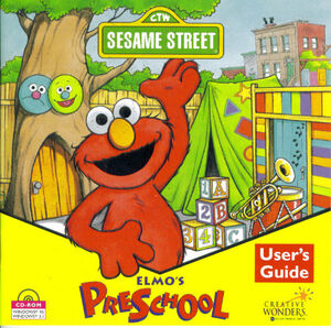 Elmo's preschool original version