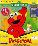 Elmo&#39;s preschool 1998 version
