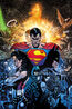 Infinite Crisis #1 Virgin