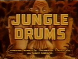 15 Jungle Drums