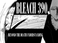 Bleach 390 cover