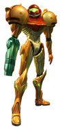 Samus Metroid Prime