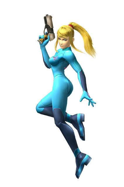 Sexy Video Game Girls 424px-Zero_Suit_Samus