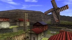 Kakariko Village (Ocarina of Time)