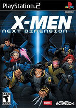 X-Men Next Dimension