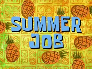 Summer Job