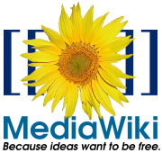 MediaWiki logo