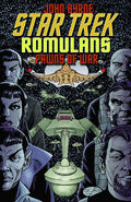 Romulans tpb cover