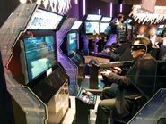 Metal Gear Arcade AOU 2010