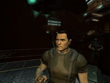 Doom3 protagonist