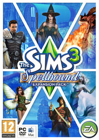 The Sims 3 Spellbound