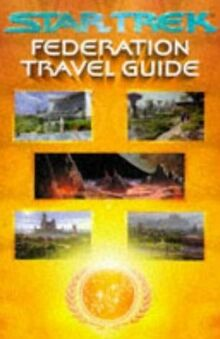 Federation Travel Guide alternate cover